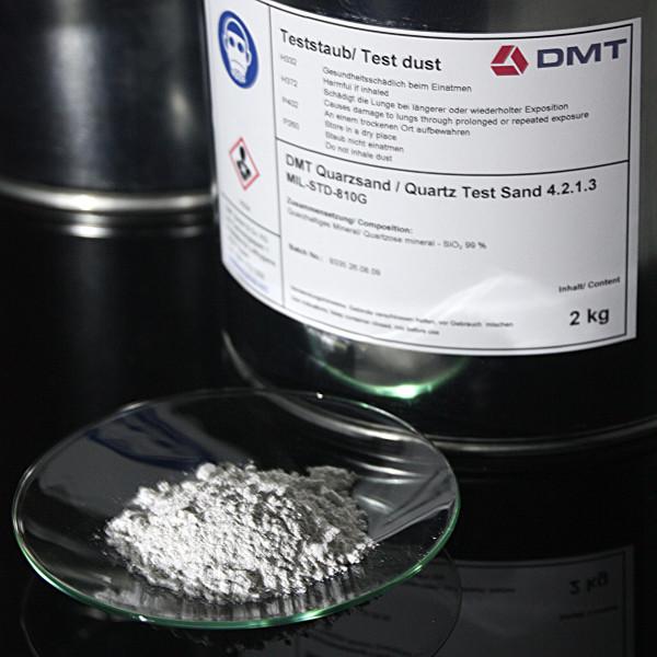 DMT Quarzsand | 4.2.1.3