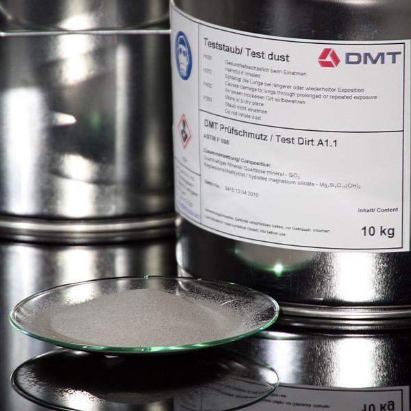 DMT Prüfschmutz | A1.1