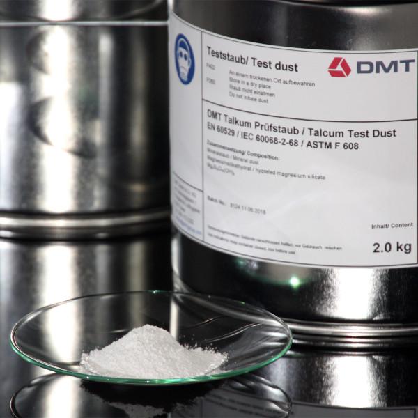 DMT Talcum Test Dust | 13.4