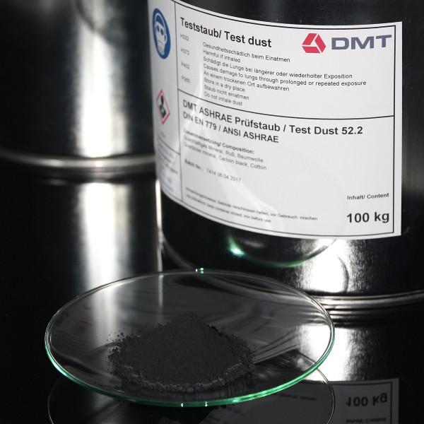 DMT ASHRAE Prüfstaub 52.1 & 52.2