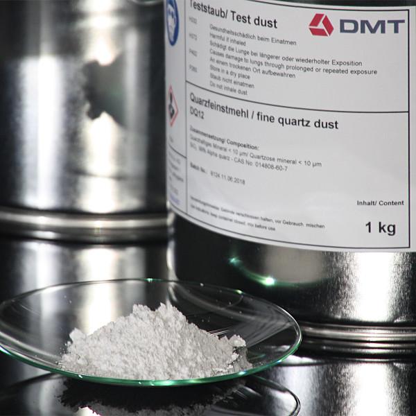 DMT Quartz Dust, different particle size