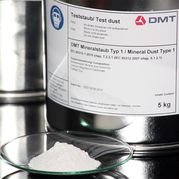 DMT Mineral Dust Type 1 | 7.2.2.1